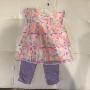 12m 2pc set for a girl